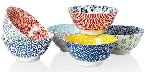 Porcelain Bowl Set