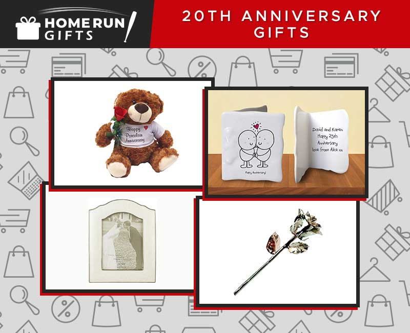 Some of the Best 20th Anniversary Gifts
