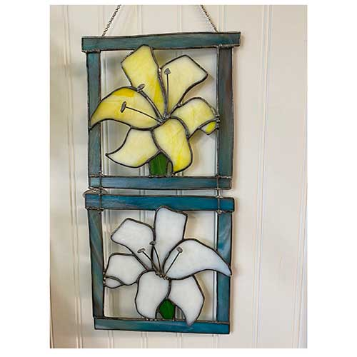 Stained Glass Daylily