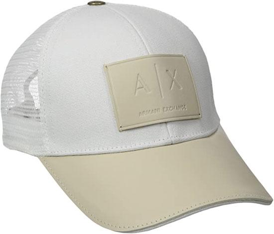 AX Armani Exchange Men's Hat