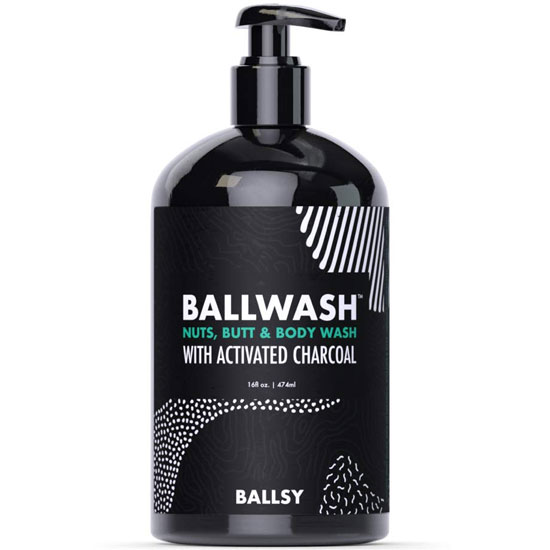 Ballsy Men's Ball and Body Wash