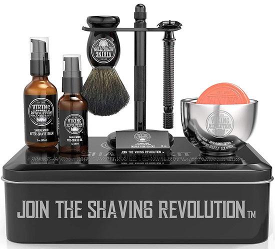 CCbeauty Men's Shaving Set