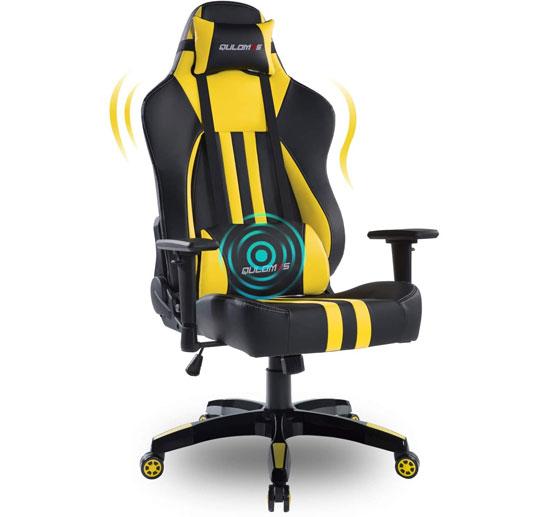 Ergonomic gamer chair