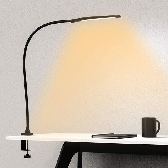Flexible Gooseneck Desk Lamp