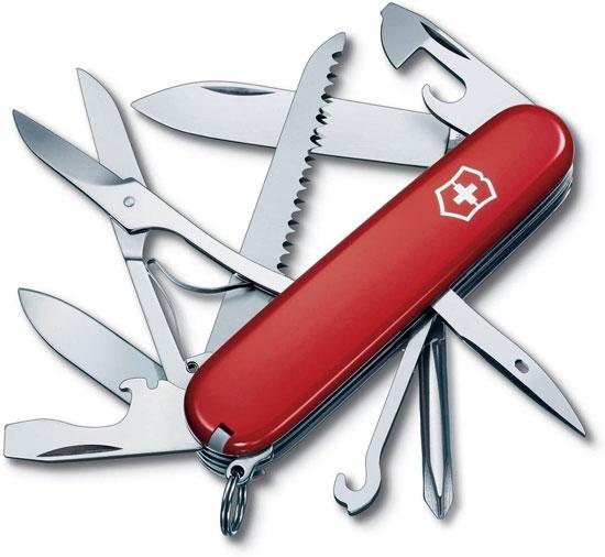 Fully Loaded Swiss Army Knife