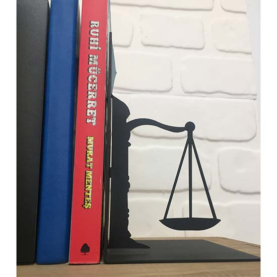 Justice Book Holders