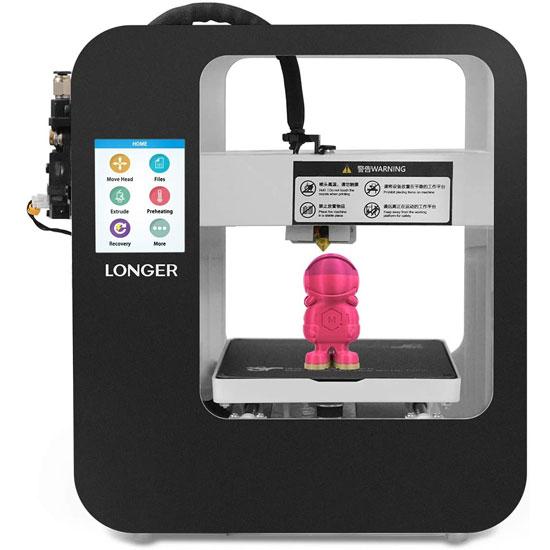 LONGER Cube 2 Mini 3D Printer