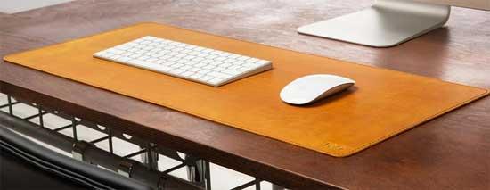 Personalized Desk Mat