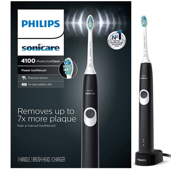 Philips Sonicare HX6810/50 Electric Toothbrush