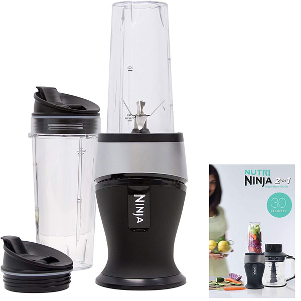 Personal Blender with Spout Lids