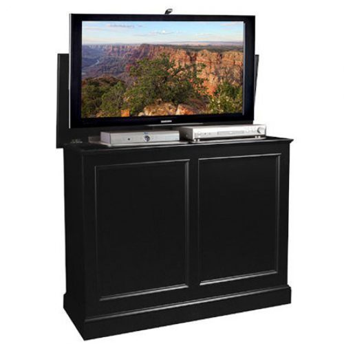 Hidden Flat Screen Tv Cabinet Hides Tv Home Run Gifts